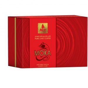 Cà phê chồn nguyên chất bột moka aly coffee